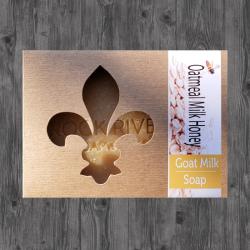 Oatmeal Milk Honey