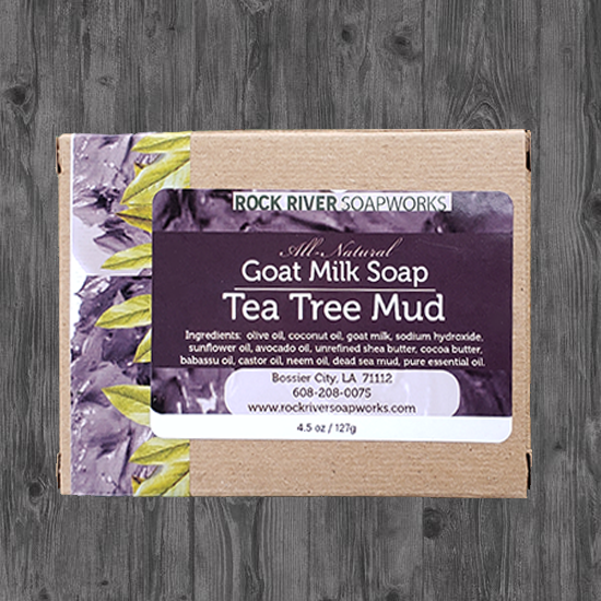 Tea Tree Mud